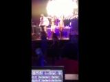 На концерте Dj Slon и Ангел-А!