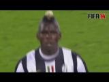 Супер гол в истории футбола Paul Pogba vk.com_ea_fifa14 FC Juventus