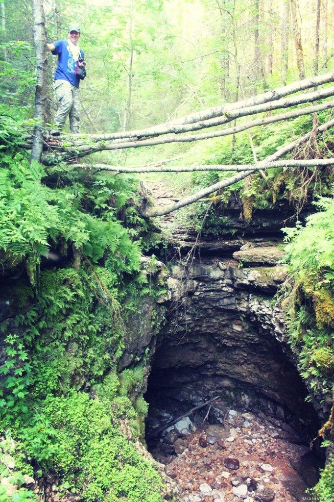 Пещера Правый сапог