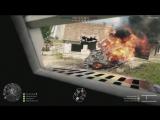 Геймплей мультиплеера Battlefield 1 на танке.