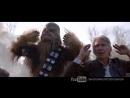 Сумеречные охотники на премьере Звёздные войны: Пробуждение Силы
