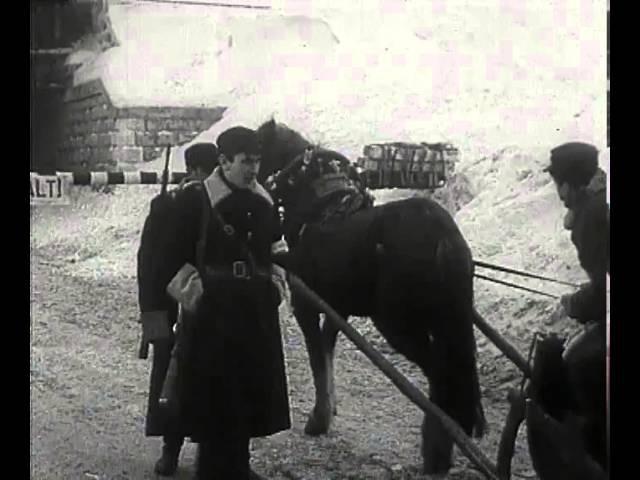 Барановичи в фильме Руины стреляют... 1970г.