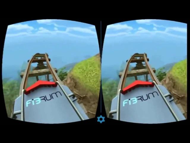 Топ-10 лучших Android-игр для очков виртуальной реальности. VR очки для 3D игр