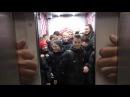 Спартаковцы незачетных возрастов на экскурсии по Открытие Арене