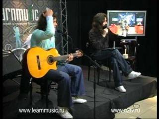 Павел Титов (Паскаль) 5/8 Learnmusic 17-05-2009 шоу-бизнес России