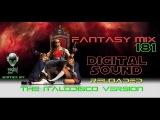 FANTASY MIX 181 - RELOADED ITALODISCO VERSION mCITY 2O16