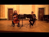 Sofia Gubaidulina - In croce