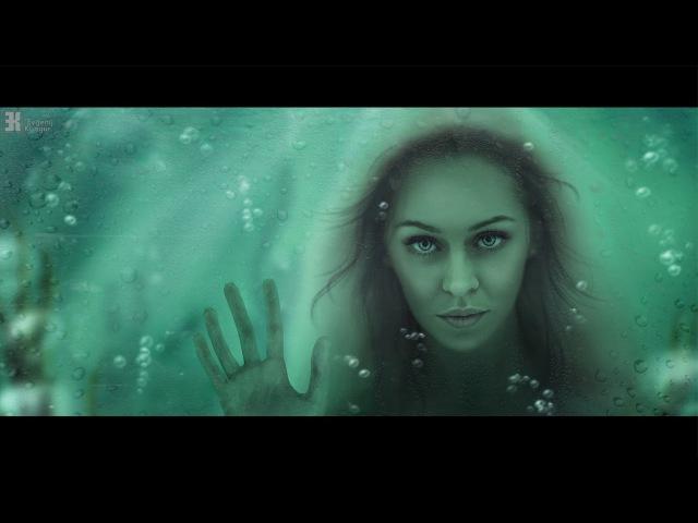 Фотоколлаж в Фотошопе Арт обработка Русалка под водой