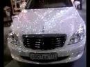 Бриллиантовый мерседес S600 шейха Дубая Мохаммед Бин Рашид Аль Мактум