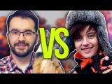 СУПЕР РЭП БИТВА:Сливки Шоу VS Ивангай (Slivki Show ПРОТИВ Eeoneguy)