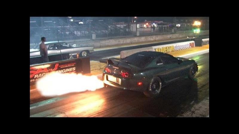 900hp FLAME THROWER Supra