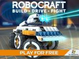 RoboCraft / РобоКрафт: часть 5 Игра с Подписчиками в ТС3 на Тир 1