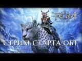 TERA - Стрим старта ОБТ от портала GoHa.Ru