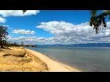 Облака над берегами острова Ольхон  Clouds over bereli of Olkhon island