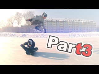 Freestyle Ice Skating part3