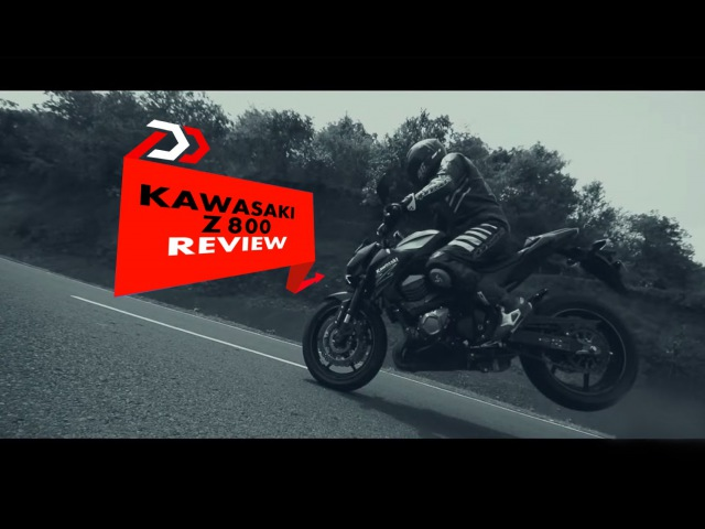 Kawasaki Z800 : Review : PowerDrift