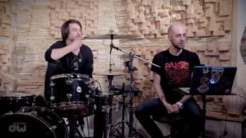 DRUMSTARZ live - Сергей Кивин (Animal ДжаZ)