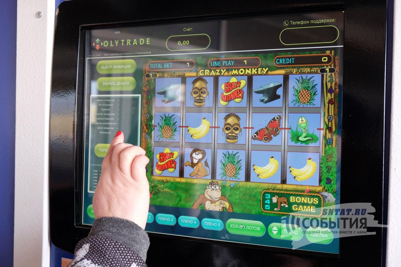 Игровые Автоматы Бинарный Опцион