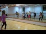 Открытый урок по хип-хопу в танц.студии