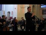 5-  Альбиони - Концерт для гобоя , часть 2 . Исполняет Евгений Бинькевич ...(помощь Матвею Курбеко) .