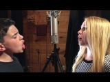 Christian Lalama &amp Vivian Hicks - We Don't Talk Anymore (Charlie Puth &amp Selena Gomez Cover) Канада