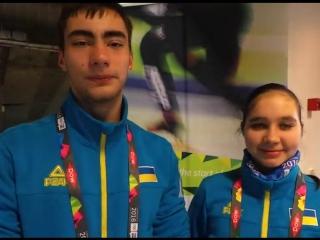Анастасія Побіженко та Дмитро Шарпар. Коментар