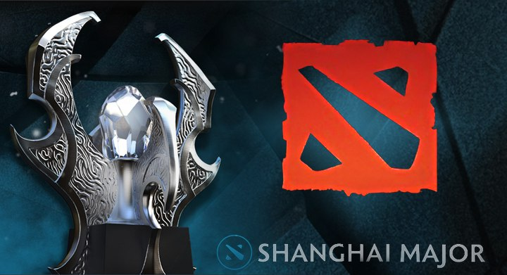 the shanghai major 2016 таблица