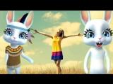 [v-s.mobi]Zoobe Зайка Я тебе желаю счастья! Светлая песенка на день рождения!.360p