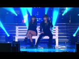 [PERF] 120315 Hyorin & Thunder - Love In Hanoi @ Music Bank in Vietnam