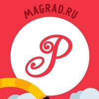 Логотип ТРЦ «Магазины Радости»