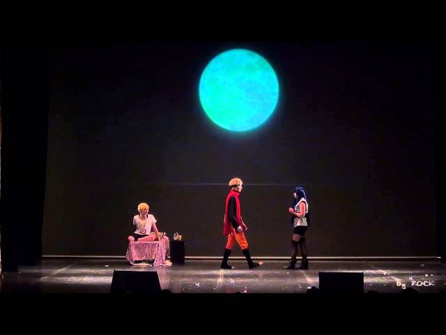 Mini-action - BnS family – Naruto [2 ДЕНЬ AniCon Festival 2015 (04.07.2015)]