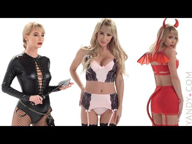 Which Valentine's Vixen Are You? - Featuring Sara Jean Underwood