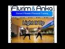 Major Lazer Light It Up - Choreo by Flurim Anka Zumba Dance Fitness
