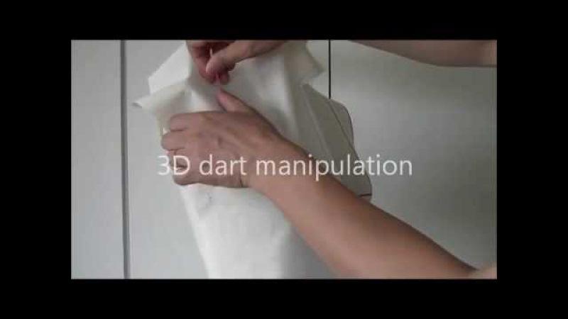 TR Cutting School-Online Class-3D dart Manipulations