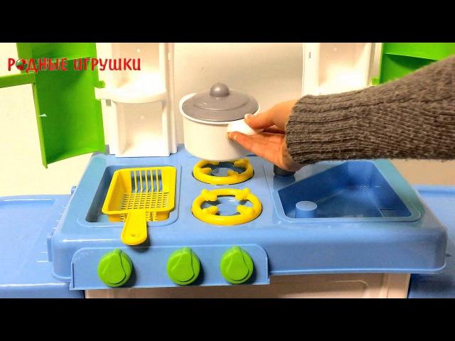 Игровой набор кухня Натали 3 Полесье
