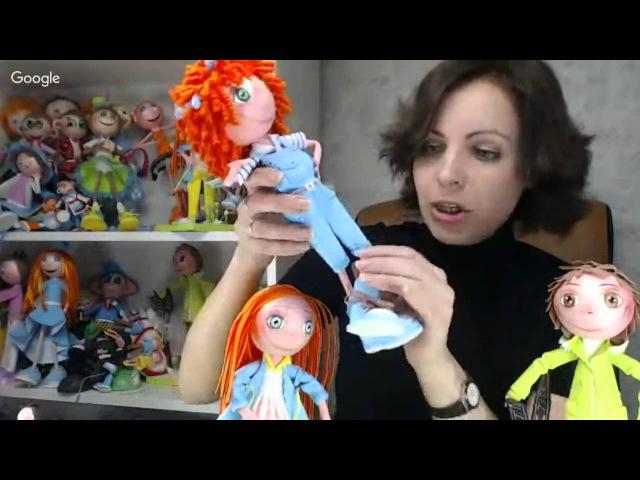 Вы НЕ поверите, что это сделано из фоамирана! Куклы из фоамирана. Евгения Романова.