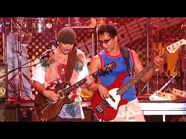 Carlos Santana Eric Clapton JinGo Jin Go Lo Ba 2004 Live Video