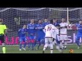Эмполи - Милан 2:2 ~ обзор матча Итальянская Серия А 21-й тур ~ 23.01.2016