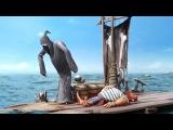Джи - невезучая Смерть - Пират и Смерть _ Смешной мульт про смерть Dji.