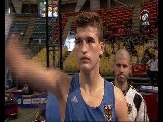Xhek Paskali(GER)-Endri Saavedra(VEN)APB/WSB World Olympic Qualifier 2016