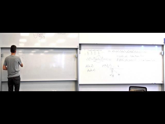 Лекция 7. Введение в вероятностный язык построения моделей машинного обучения