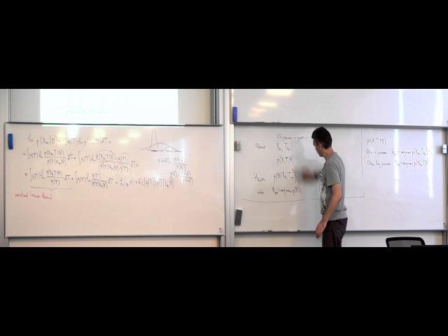 Лекция 5. Введение в вероятностный язык построения моделей машинного обучения