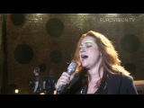 Niamh Kavanagh's first rehearsal (impression) at the 2010 Eurovision Song Contest