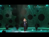 Niamh Kavanagh's second rehearsal (impression) at the 2010 Eurovision Song Contest