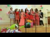 24.06.2016 выпускной вечер, песня 9-го класса