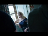 Behind the scenes footage of Gabriella Wilde (Mappin and Webb)