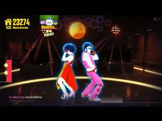 "Just dance now - ""hot stuff"" - 5*"