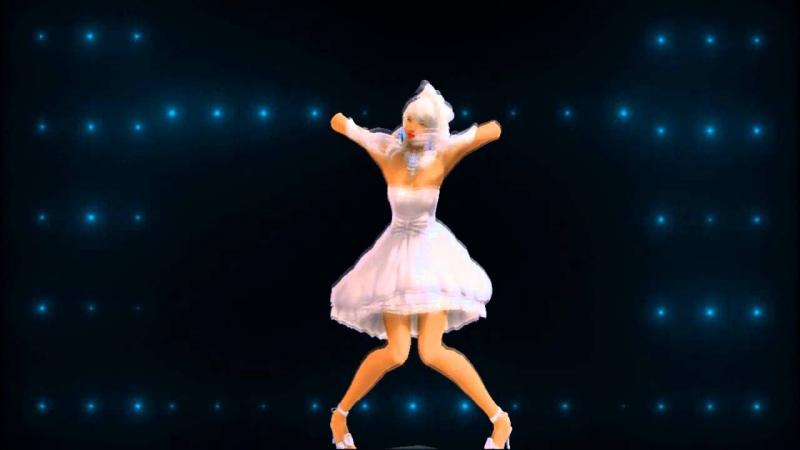 Aion Dance 4.0 [Video effect 4]