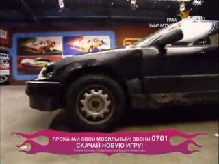 Тачку на прокачку 6 сезон 10 серия - Jonathan's Honda CRX (1991)