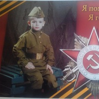 Анкета Алёна Климова